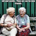 Funny Old Ladies