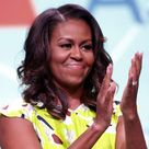 Michelle Obama Shared a New Photo of Her Natural Curls