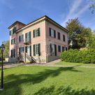 Villa storica in vendita a Lucca in stile Liberty con piscina