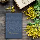 New! Ramadan Planner & Integrated Qur'an Journal: Slate