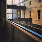 New bridge into the new Endeavour Galleries @ The National Maritime Museum #greenwich #london #exhibitiondesign #bridge