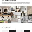 Fancy - Real Estate & Single Property One Page WP Theme