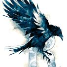 Harry Potter   Ravenclaw Illustrated   Walmart.com