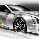 2011 Cadillac CTS V Coupe Race Car   Picture 46900