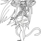Free Printable Monster High Coloring Pages: Catty Noir Boo York ... - Coloring Home Pages