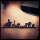 Lion King Tattoos