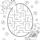 Add an A MAZE ing Addition to Your Easter Basket – FREE Printables