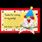 Clown Birthday Parties