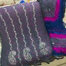 Mukesh work on Pure Chunri, 4 Piece. Shirt, Dupatta on Pure & Viscos Trouser + Shameez. Price 5500  womenclothing handmade pakistan islamabad multan karachi lahore faisalabad embroidery handembroidery mariab sanasafinaz sanambaloch sanamjhung humtv geotv
