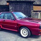 1985 Audi Quattro Sport SWB Coupé