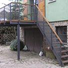 Projekt Balkon aus Stahl · Erfurt