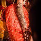 Delhi Wedding   Multi colored Wedding   Real Wedding Inspiration & Ideas from Tarang & Abhishek Wedding