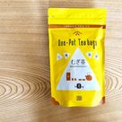 一保堂茶舗 の三角茶袋 むぎ茶は麦の香ばしさを楽しめるザ 麦茶 麦茶 コーヒー カフェ お取り寄せ