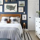 A bold, playful and out of this world kid's room — Sunny Circle Studio