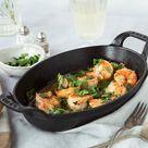 Spanish-style garlic shrimp | Recipe with Video | Kitchen Stories