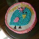 2nd Birthday Cakes