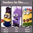 Teacher Comics