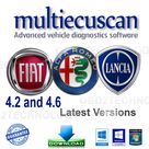 Multiecuscan 4.2 and 4.6 2020 diagnostic software multi brands   Etsy