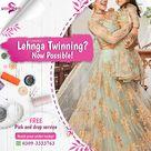 Lehenga Stitching Service