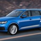 Audi SQ7 Coming in 2016 with V8 TDI Engine and Electric Turbocharger