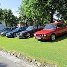 30 Jahre BMW M5 beim Concorso d'Eleganza 2014   HYYPERLIC.com