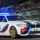 BMW M2 Makes First Appearance as MotoGP Safety Car
