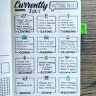 ⋆ 30+ Totally Awesome Habit Tracker Ideas in your Bullet Journal for 2021! ⋆