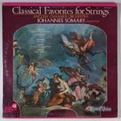 English Chamber Orchestra - Classical Favorites (1975) [SEALED] Vinyl LP