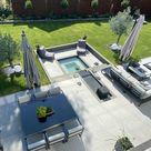 Moderne Gartenmöbel - Bequeme Sitzlounge mit passendem Gartentisch | Haus Garten Wohnen