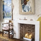 You can rework your fireplace.. even if its not technically