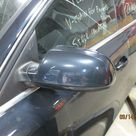2010 16 AUDI A4, COMPLETE FRONT LEFT WING MIRROR ASSEMBLY Audi
