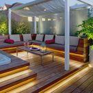 Garten Terrasse anlegen   30 Ideen für den Terrassenboden