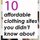 Fashion Sites