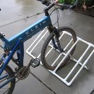 Pvc Bike Racks