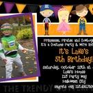 Costume Birthday Parties