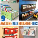 Bookshelves For Kids
