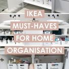 IKEA Must-Haves for Home Organisation - Just Another Mummy Blog