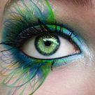 Fasching schminken 52 Karneval Ideen für auffälliges Erscheinungsbild