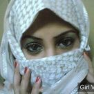 Arabic Girl in Niqab