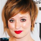 14 Best Short Haircuts 2021 For Women With Round Faces