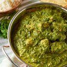 Palak Chicken – indisches Hühnchen Spinat Curry
