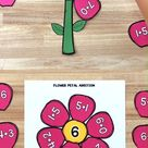 Flower Petal Addition Activity - Fantastic Fun & Learning