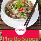Pho Bo Suppe Rezept aus Vietnam