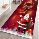 Christmas Decorations Sale Clearance Merry Christmas Rugs Merry Christmas Welcome Doormats Indoor Home Carpets Decor Merry Christmas Decorative Xmas Decor Ornaments Party Decor Gifts (A 40x120CM)
