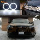 USD$21.61 Excellent smd led Angel Eyes kit halo rings Ultra bright illumination DRL For Acura TL 2009 2010 2011