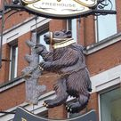 Bear & Staff, London WC2 - 2012