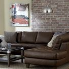 Leather Living Rooms