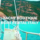 YACHT BOUTIQUE BOAT RENTAL ITALY