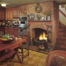 Kitchen Fireplaces