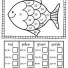 Free Maths Printable Worksheets For Preschoolers.